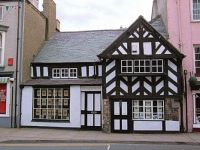 The Oldest House In Beaumaris, Anglesey. Built 1416!!