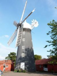 Burgh le Marsh windmill