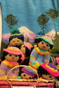 Macrame Dolls, Santiago de Chile