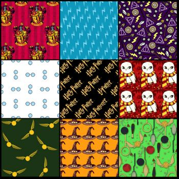 Harry Potter patterns