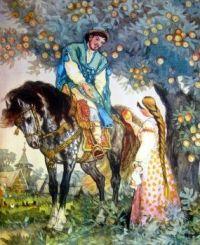 Russian Fairy Tales / Wee Little Havroshechka