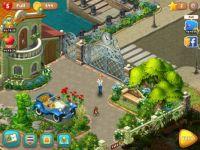 Gardenscapes level 2458