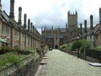 Vicar's Close, Wells, Somerset