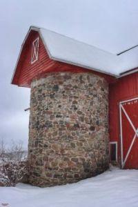 Kucko Barn #182 Stone Silo