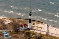 Big Sable Point Lighthouse, Ludington, MI c 1867