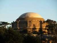 Palace of Fine Arts from Crissy Field