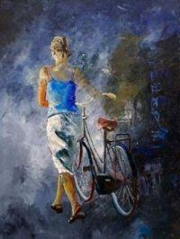 """""""Bike In The Rain"""""""