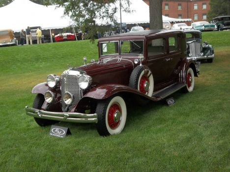 1931 Chrysler CG Imperial Close-Coupled Sdn