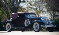 chrysler imperial convertible -1931