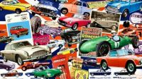 British Cars Collage