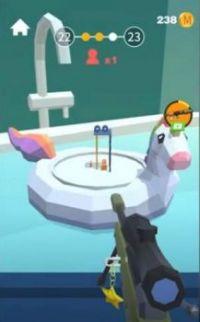 Unicorn Floating Target
