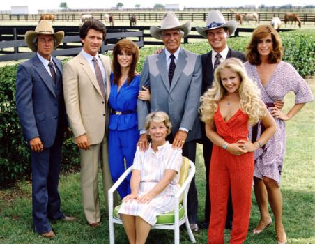 CAST FROM DALLAS