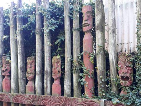 contempary Maori fencing 2