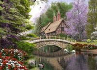 ~Cottage on the river~