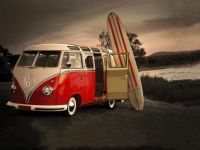 Surf and Old VW