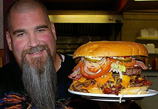Big Food = Mount Burger