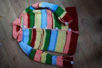 multicolour sweater / barevný svetr