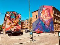 Street art - Graffiti - Sweden