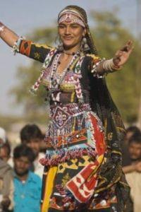 Kalbeliya woman, Rajasthan