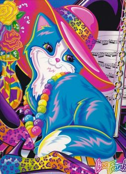by Lisa Frank