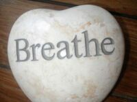 Get rid of stress: breathe deeply