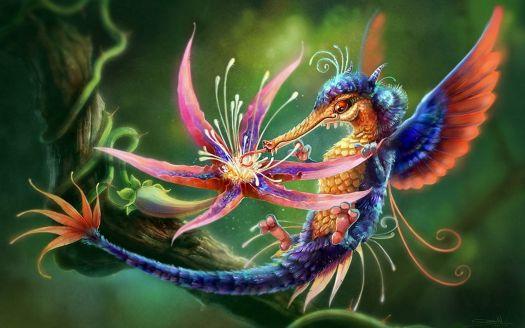 Humming-Dragon