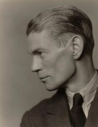 James Whale, the famous director of Frankenstein, in 1930