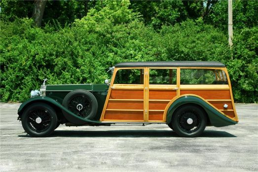 1930 Rolls-Royce Phanteon
