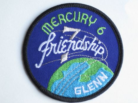 Series: Space Program Patch: Mercury 6