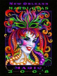 Mardi Gras Poster 3