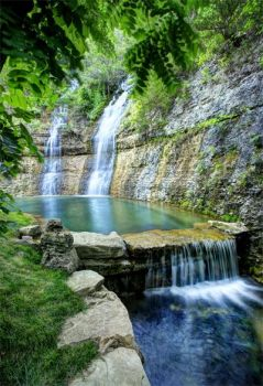 Dogwood Canyon, Branson, Missouri  USA