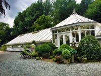 Victorian Greenhouses of orchideeën Petrens