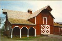 Historic barn Forkus farm