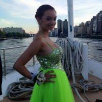Amber Rose Prom