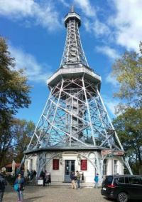 Petrin Lookout Tower, Prague