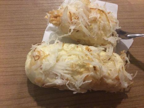 Thai Coconut Pastry