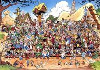 Asterix cast