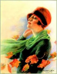 Autumn, by Haskell Coffin, 1927