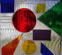 Rainbow: Stained Glass