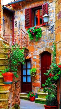 Welcome To #14, Tuscany ~ Italy