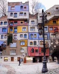 The hidden gem of Vienna - the Hundertwasser House