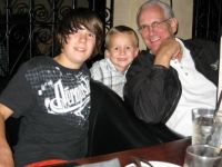 Happy Father's Day to a great dad and papa