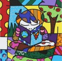 Journey by Romero Britto