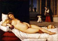 Titian - Venus of Urbino (1538)