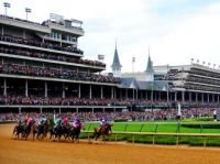 Coming Round the Last Turn Kentucky Derby Day