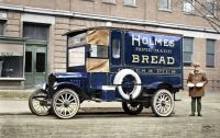 1920 Ford Model TT delivery truck