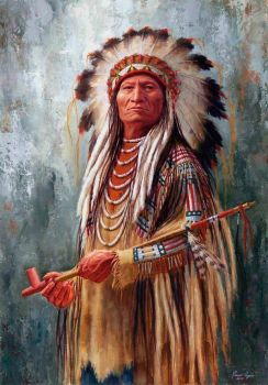 James Ayers--Sitting Bull