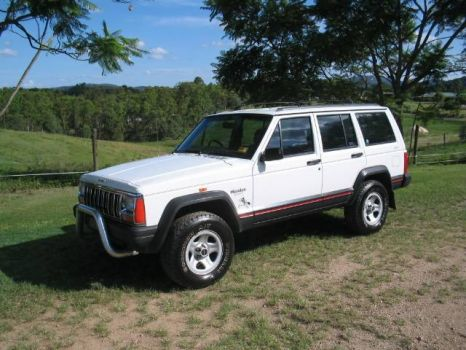 I miss this jeep