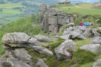 Froggatt Edge Derbyshire
