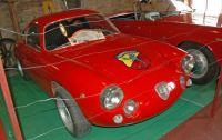 1956 Abarth 750 coupé Zagato
